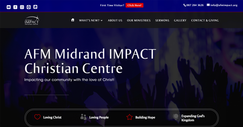 AFM Impact Christian Center